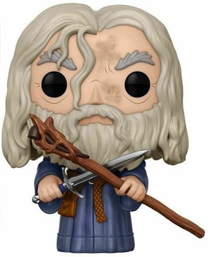 Funko Коллекционная фигурка Funko POP! Vinyl: LOTR/Hobbit: Gandalf 13550