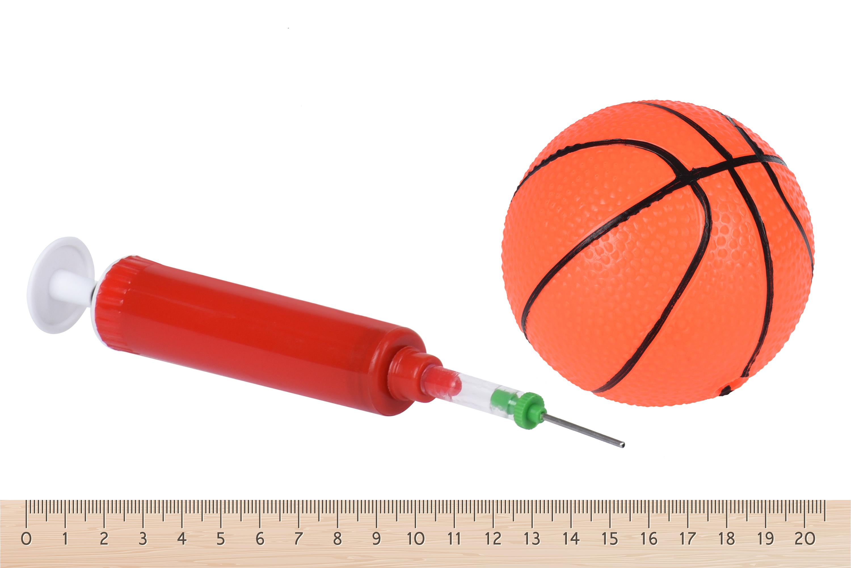Same Toy Ігровий набір - Баскетбольне кільце настінне Тигреня (жовте)