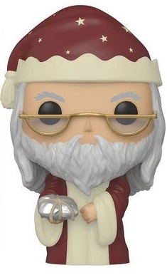 Funko Коллекционная фигурка Funko POP! Harry Potter: Holiday: Dumbledore