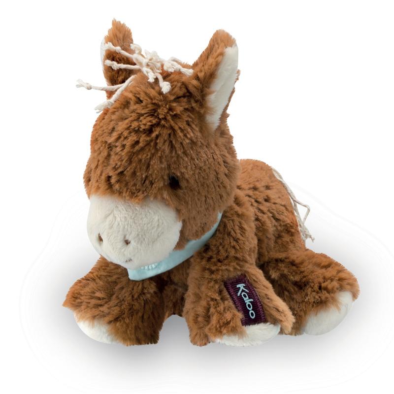 Kaloo Les Amis Конячка мокко (19 см) в коробці