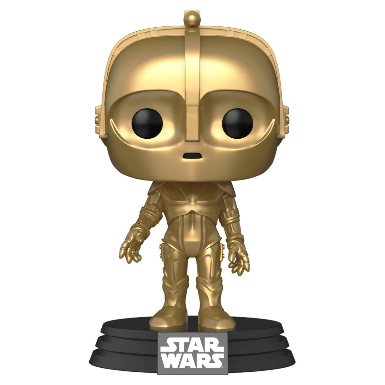 Funko Коллекционная фигурка Funko POP! Bobble Star Wars Concept series C3PO 50110