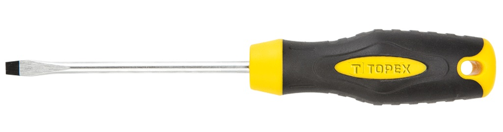Topex 39D801 Викрутка шлiцева 3.2 x 75 мм
