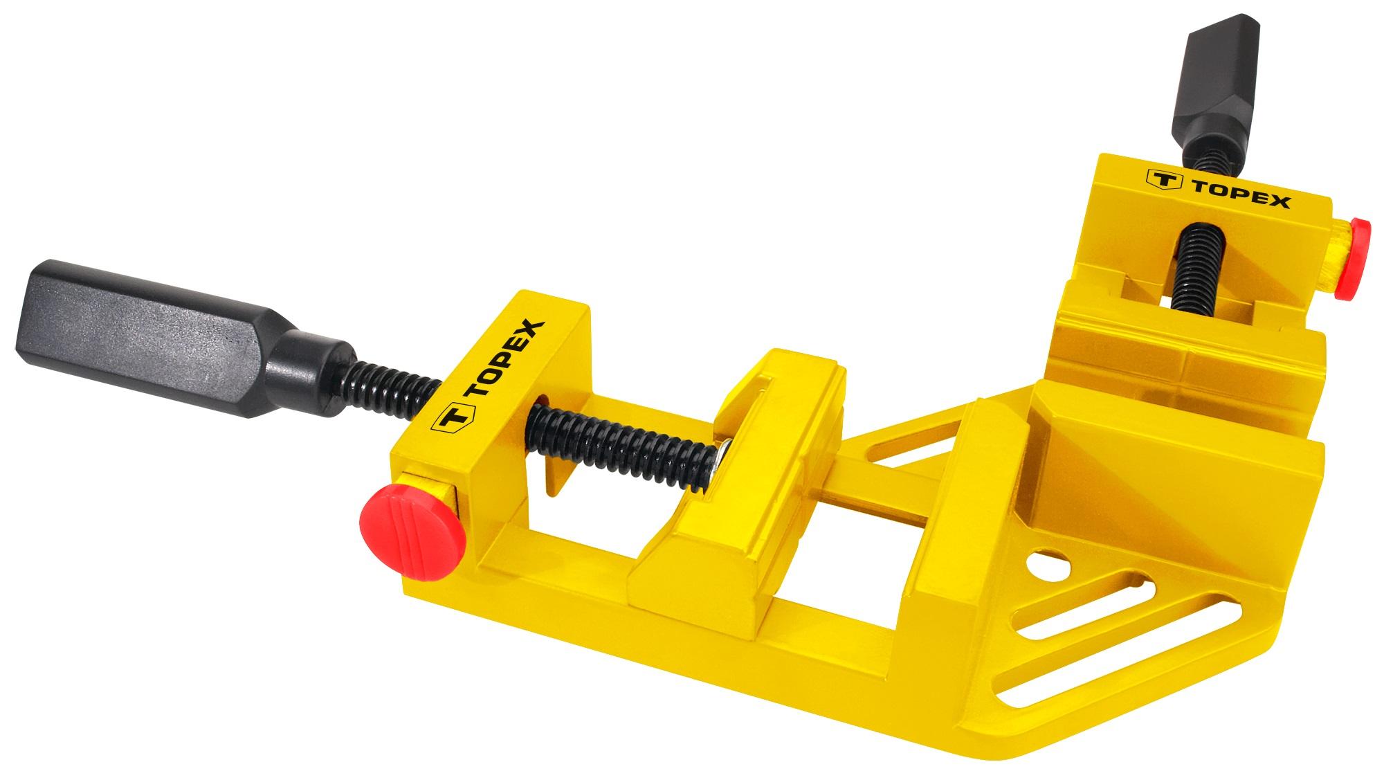 Topex 12A300 Струбцина кутова, 65 х 70 мм