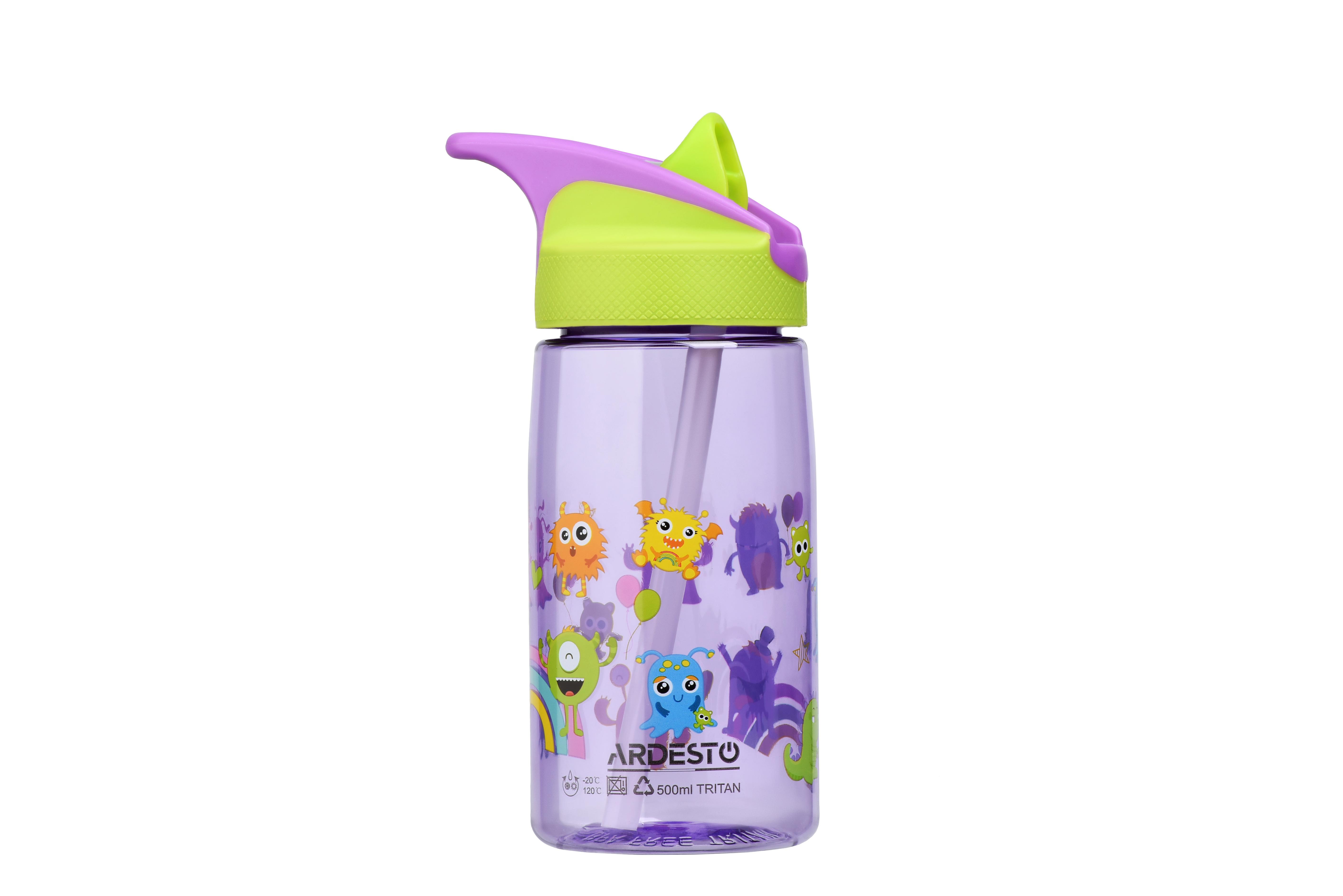 ARDESTO Пляшка для води дитяча[Luna kids]