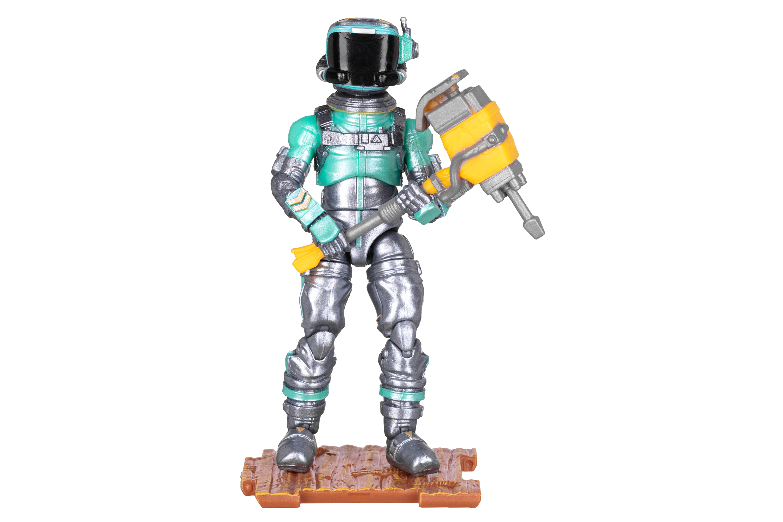 Fortnite Коллекционная фигурка Solo Mode Toxic Trooper