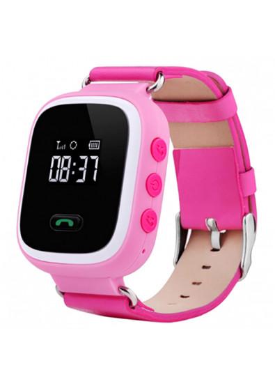 GoGPSme телефон-годинник з GPS трекером K11[K11PK]
