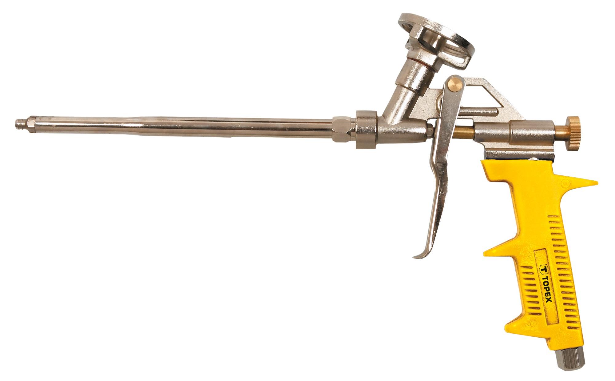 Topex 21B501 Пiстолет для монтажної пiни