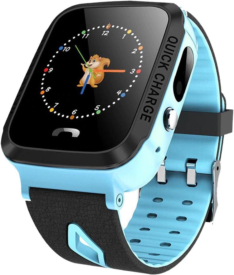 GoGPSme Телефон-годинник з GPS трекером K13[K13BL]
