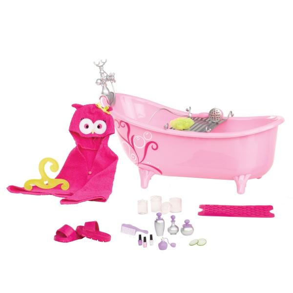 Our Generation Игровой набор - Принимаем ванну 20 аксессуаров