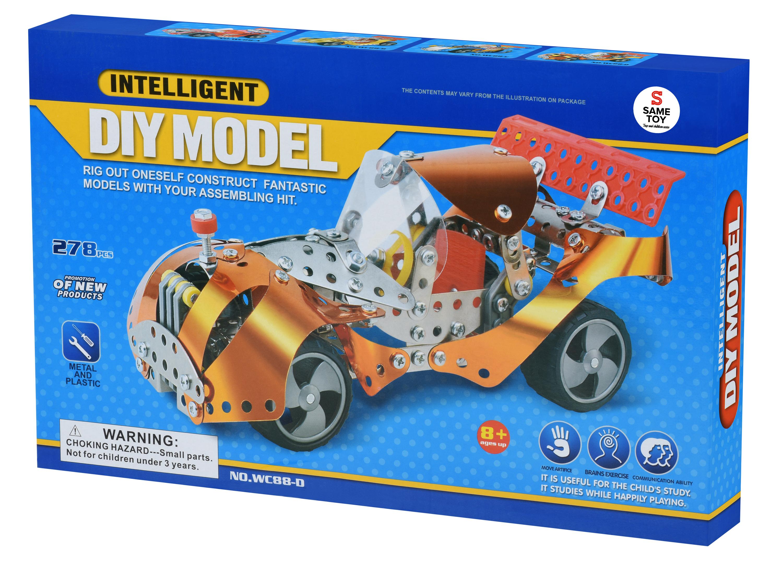Same Toy Конструктор металевий (278 ел.)