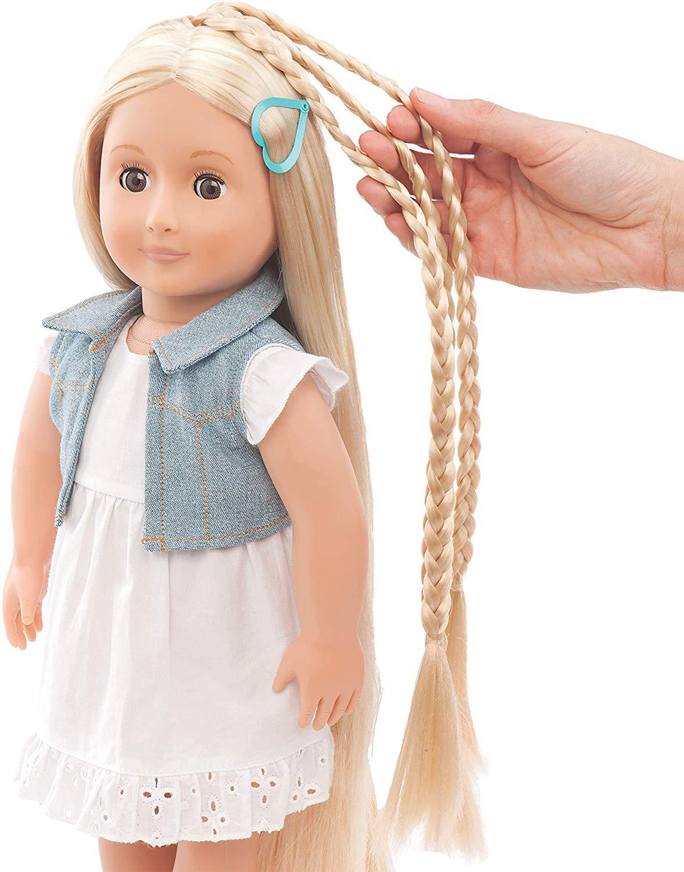 Our Generation Лялька Фібі (46 см) з довгим волоссям блонд