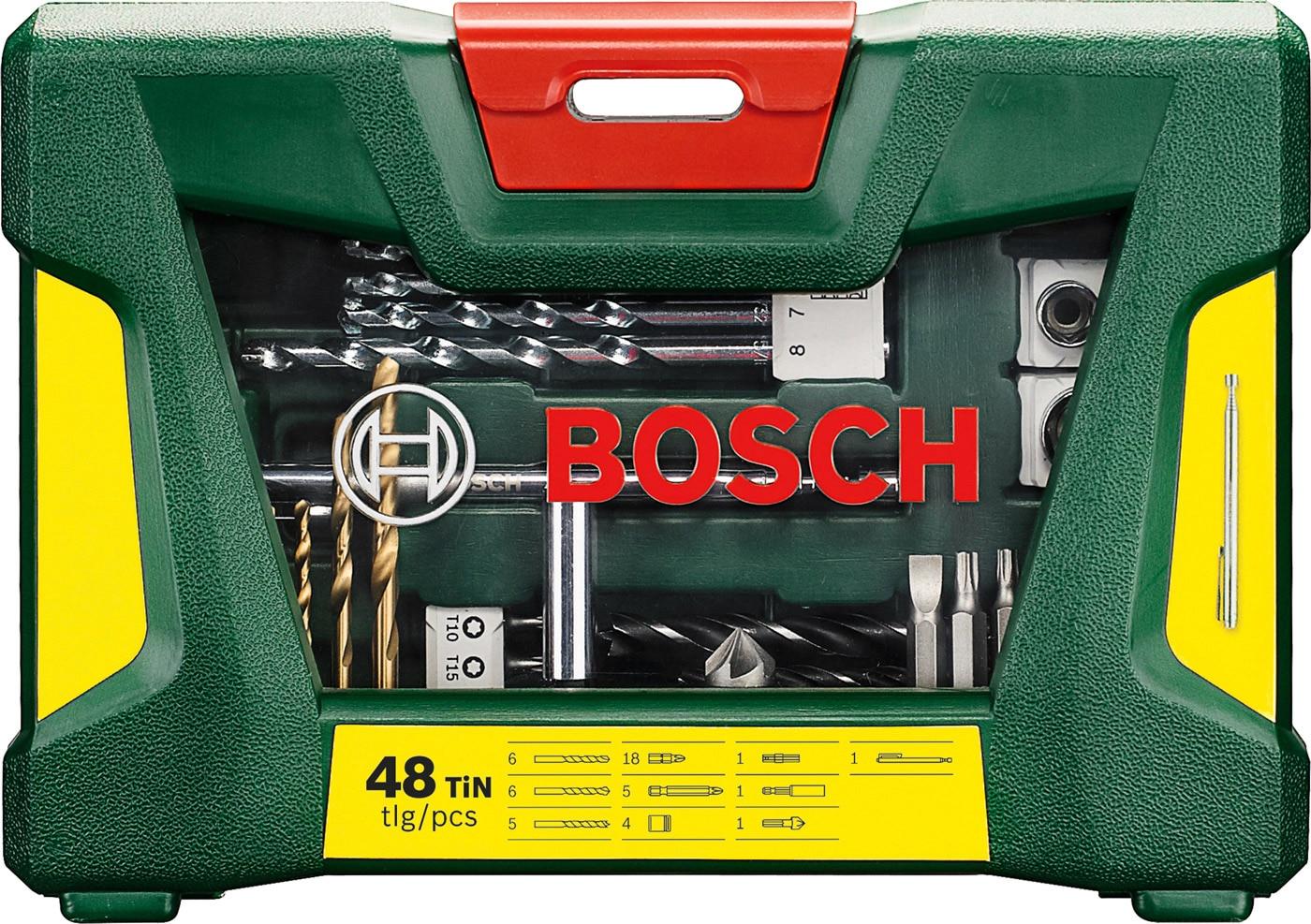 Bosch Набор принадлежностей V-Line-48