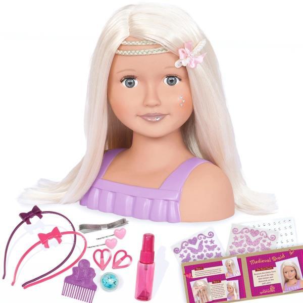 Our Generation Лялька-манекен - Модний перукар
