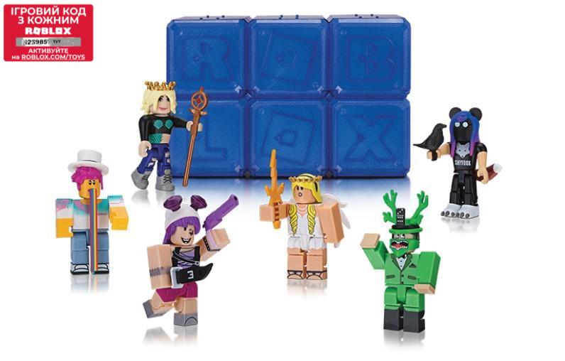 Roblox Игровая коллекционная фигурка  Mystery Figures Sapphire S2