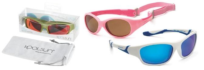 Дитячi сонцезахиснi окуляри Koolsun  0060fc8d51909