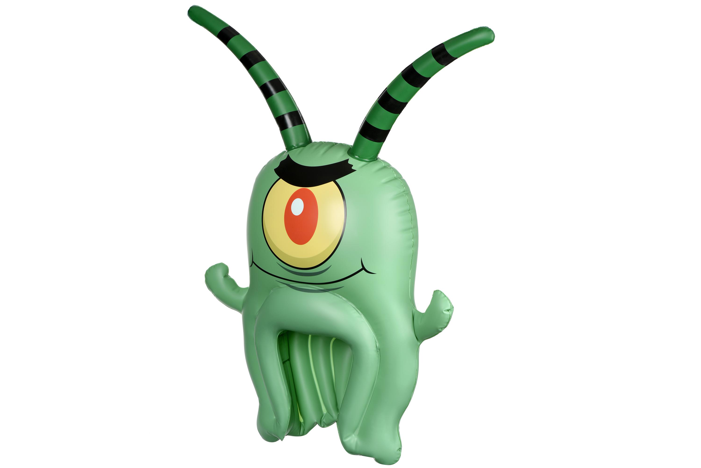 Sponge Bob Іграшка-головний убір SpongeHeads SpongeBob Plankton