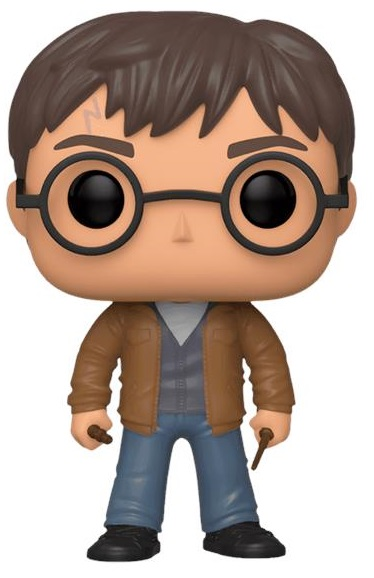 Funko Колекційна фігурка Funko POP! Harry Potter & 2 Wands