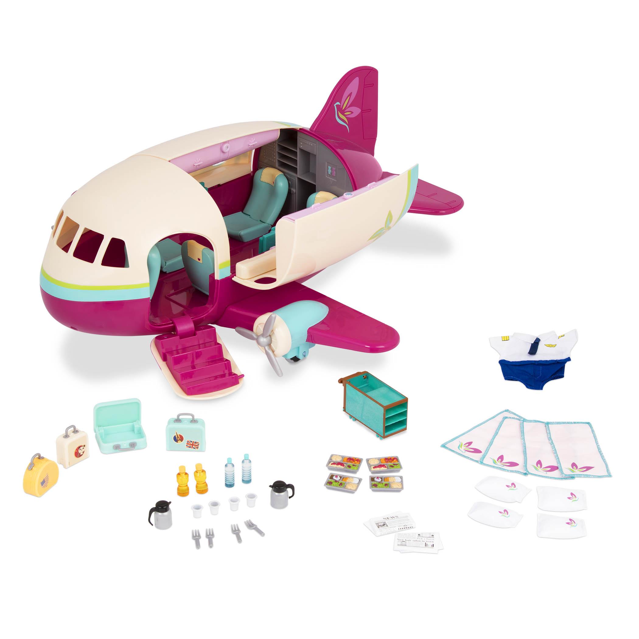 Li`l Woodzeez Игровой набор - Самолет