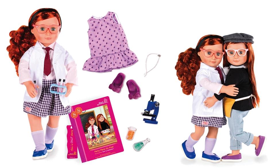 65f1562c711562 Нове поколiння ляльок Our Generation | Erc.ua