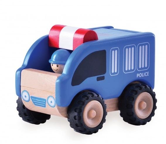 Wonderworld Машинка CITY Поліцейський фургон