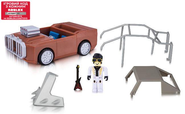 Roblox Ігрова колекційна фігурка Large Vehicle The Abominator W3
