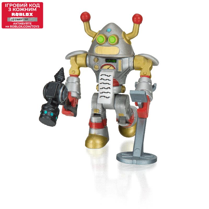 Roblox Ігрова колекційна фігурка Core Figures Brainbot 3000 W7