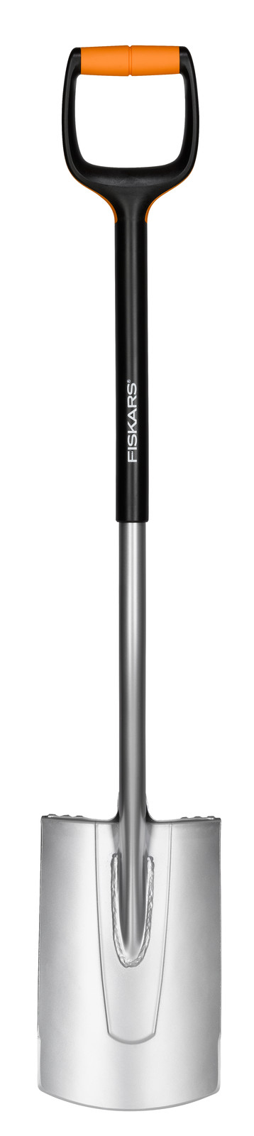 Fiskars Лопата прямая з закругленным лезвием  Xact M,   108 см, 1800г