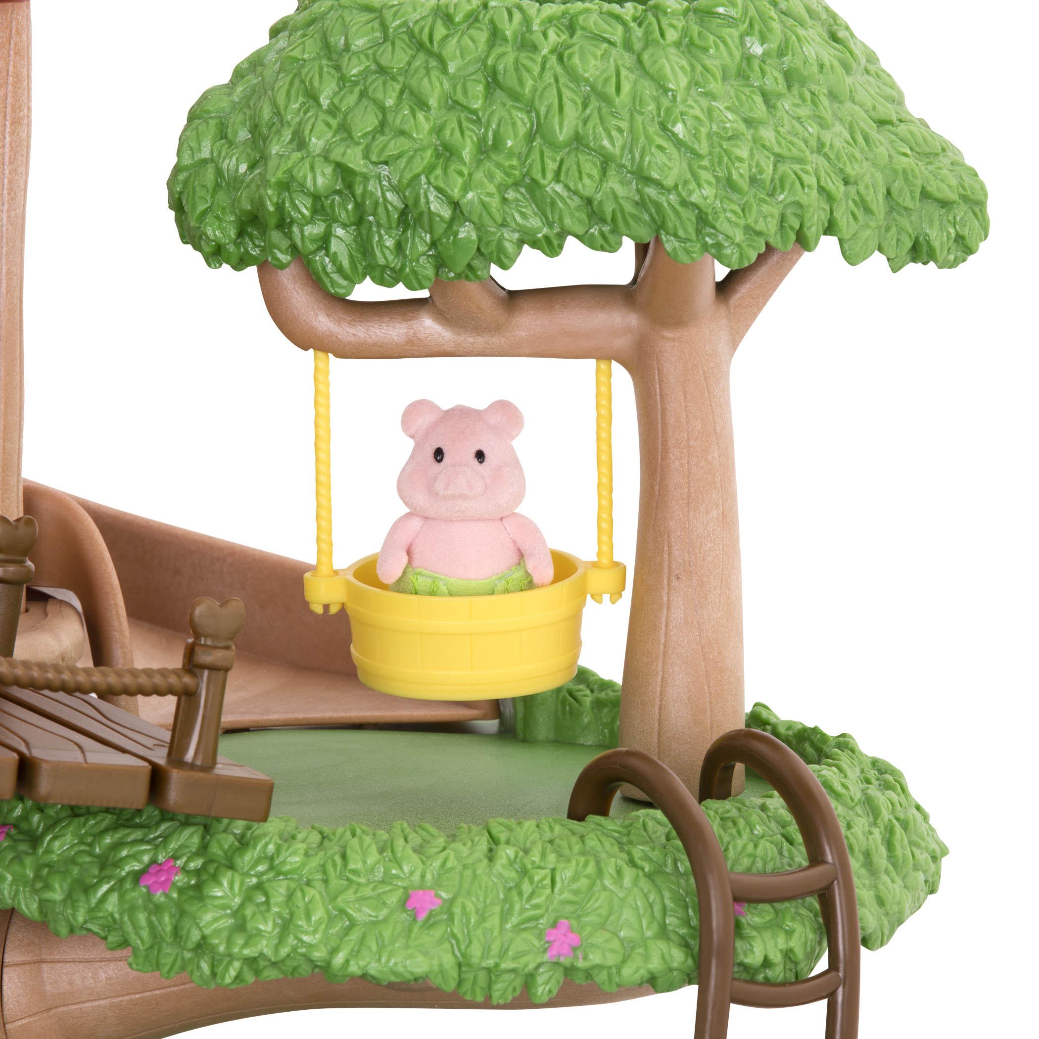 Li`l Woodzeez Ігровий набір - Будинок на дереві
