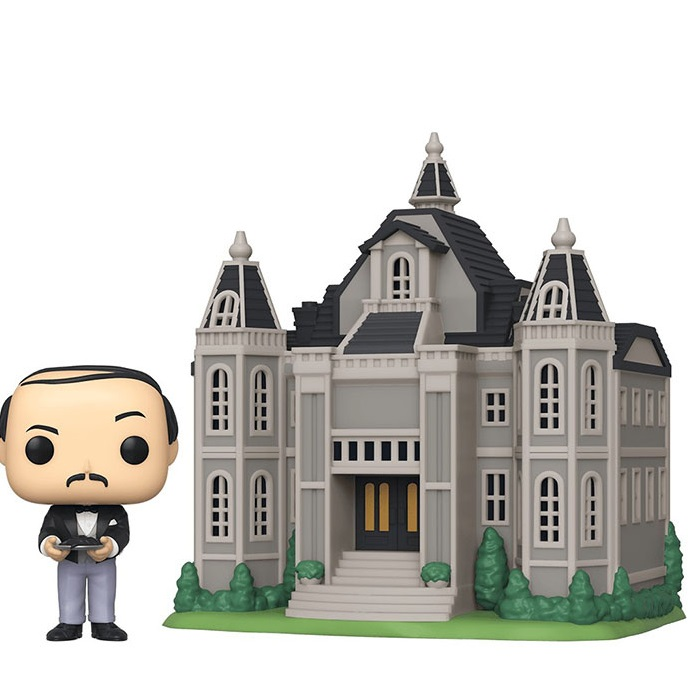 Funko Колекційна фігурка Funko POP! Vinyl: Town: Batman 80th: Wayne Manor w/Alfred 45524