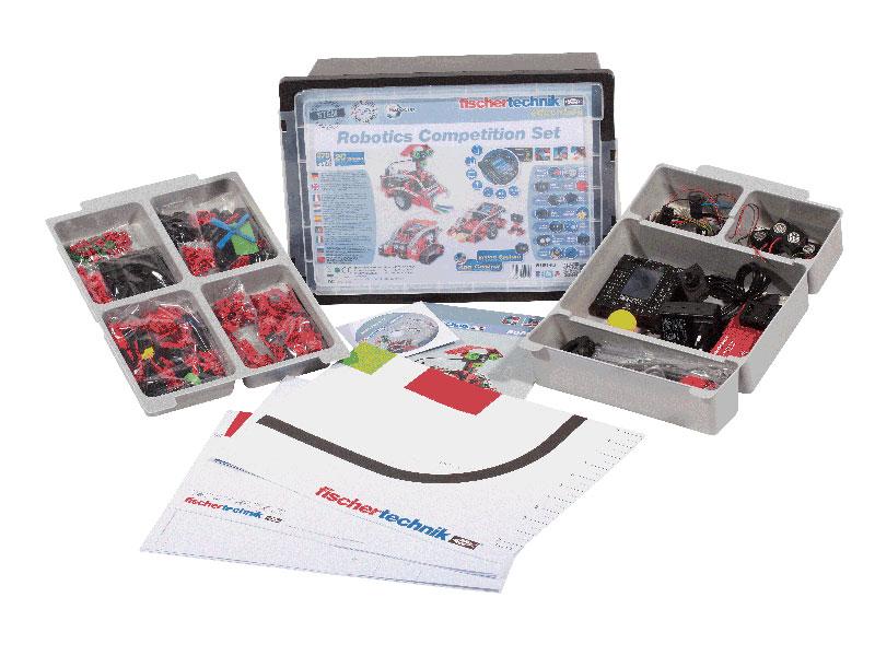 fischertechnik Набір для змагань Robotics Competition Set