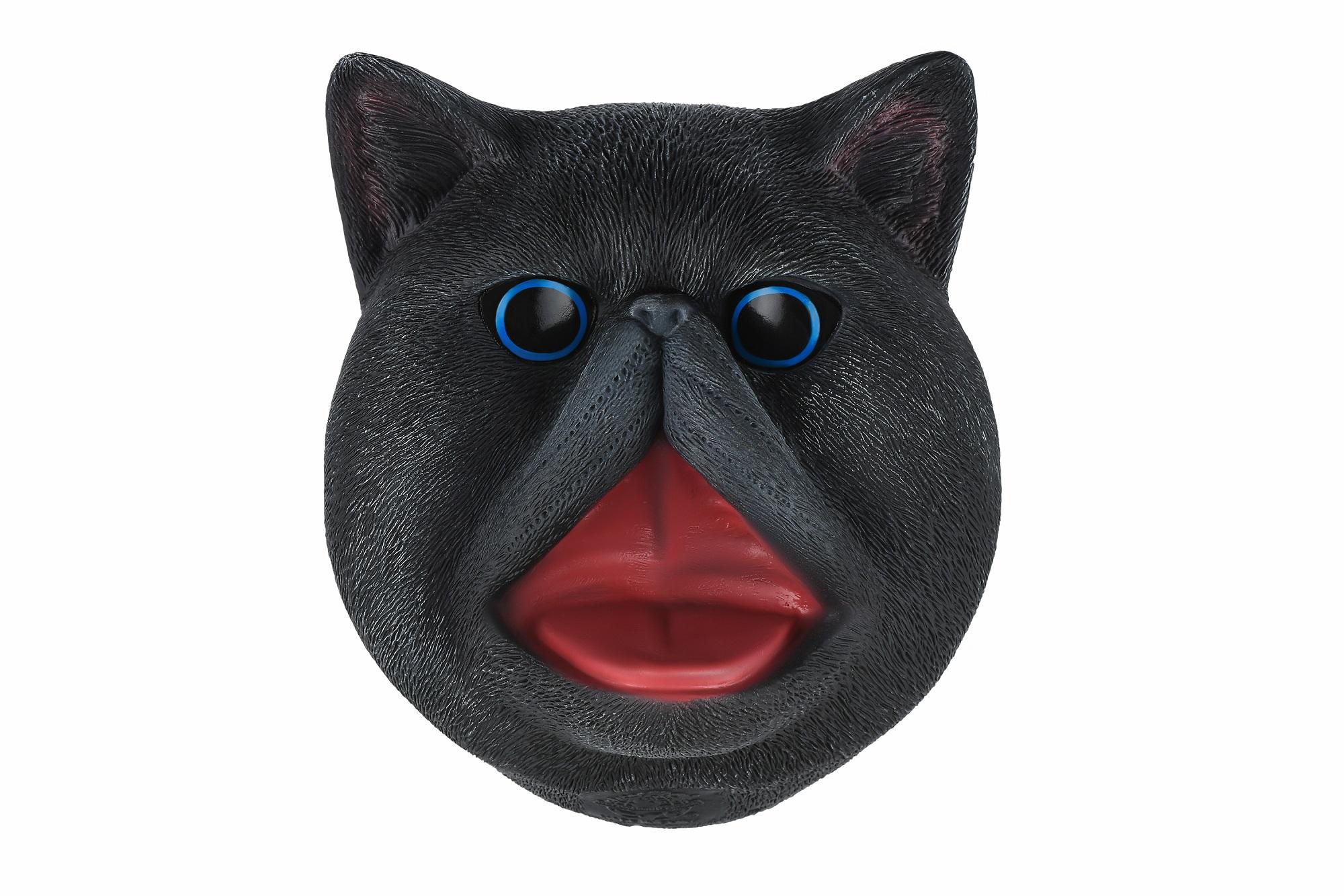 Same Toy Іграшка-рукавичка Кіт чорний