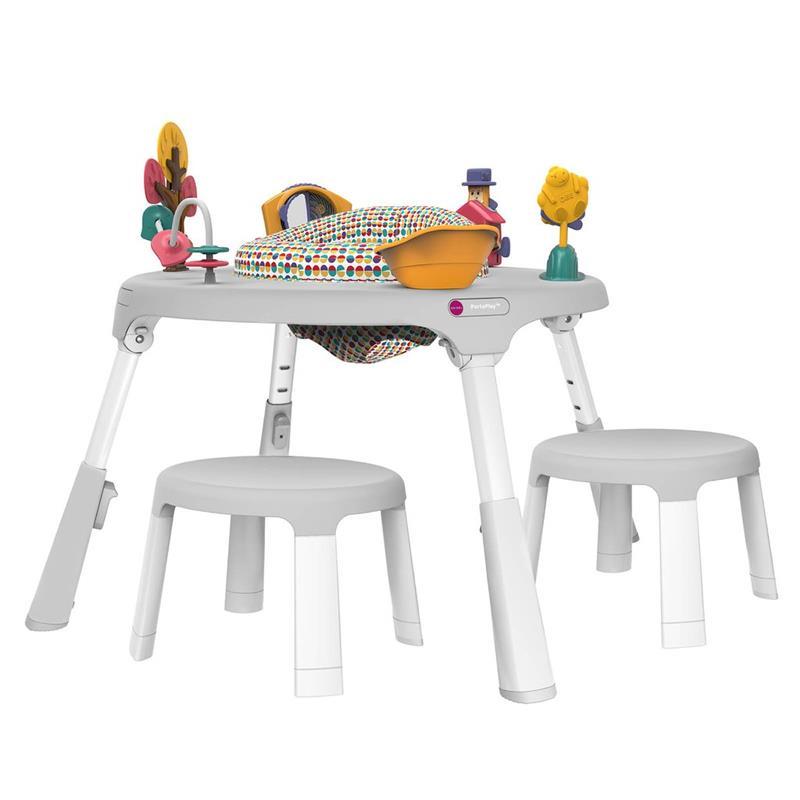 Oribel Ігровий столик Portaplay Wonderland + 2 стільчика
