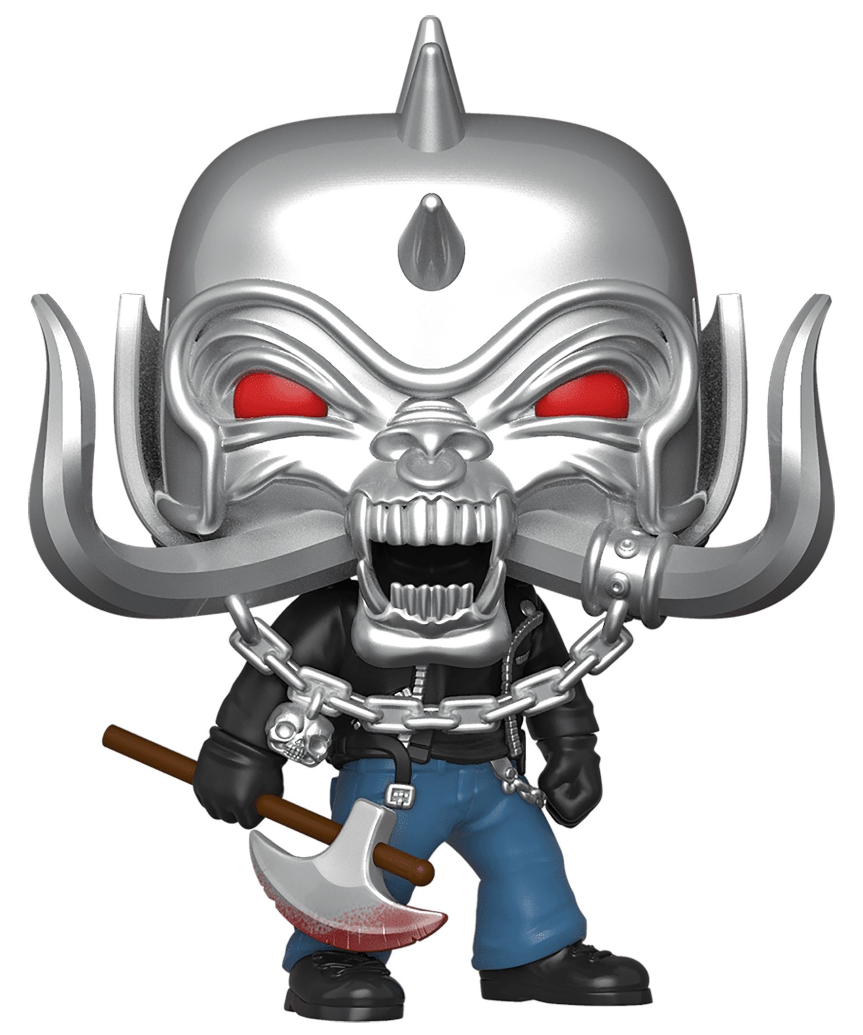 Funko Коллекционная фигурка Funko POP! Vinyl: Rocks: Motorhead: Warpig(MT) 47006