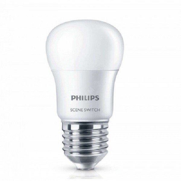 Philips Scene Switch 2Step E27 6.5-60W 6500K 230V P45