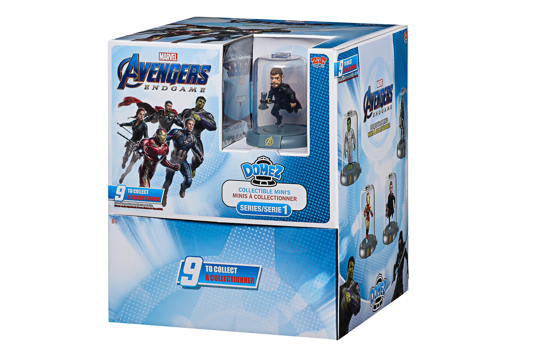 Domez Коллекционная фигурка Marvel's Avengers 4 S1 (1 фигурка)