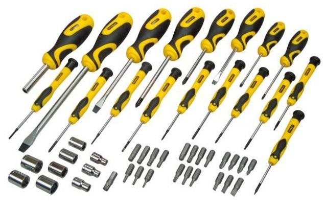 Stanley STHT0-70886 Набор инструментов 49 ед.