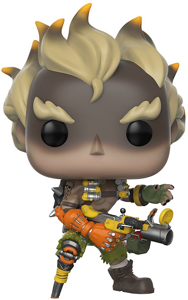 Funko Коллекционная фигурка Funko POP! Vinyl: Games: Overwatch S3: Junkrat 29045