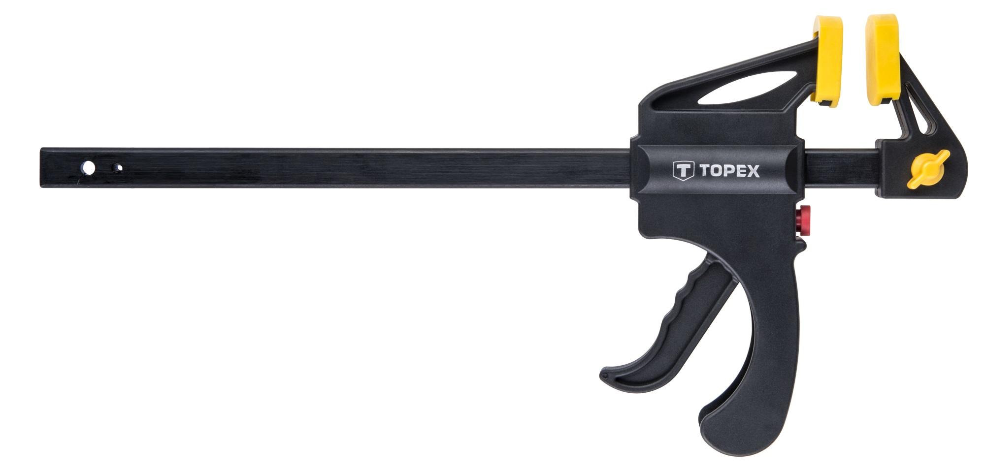 Topex 12A520 Струбцина автоматична, 200 х 60 мм