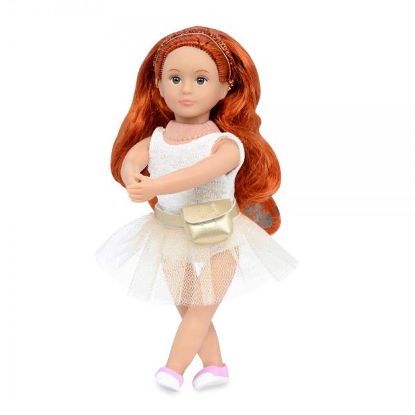 LORI Кукла (15 см) балерина Мейбл