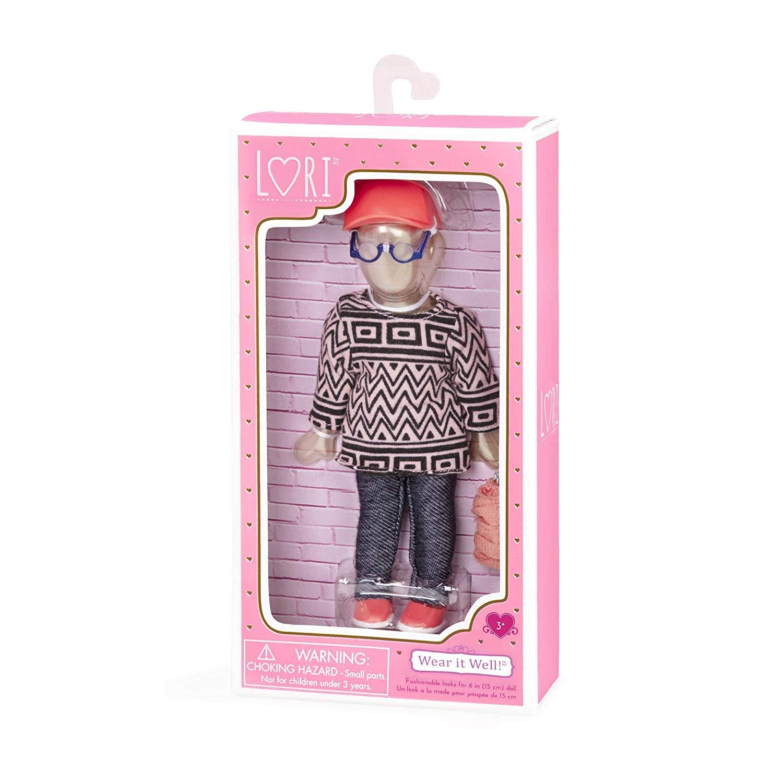 LORI Набір одягу для ляльок