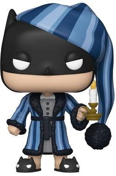 Funko Коллекционная фигурка Funko POP! DC: Holiday: Scrooge Batman