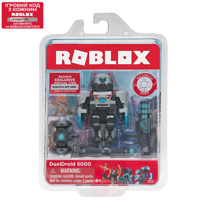 Roblox Ігрова колекційна фігурка Core Figures DuelDroid 5000