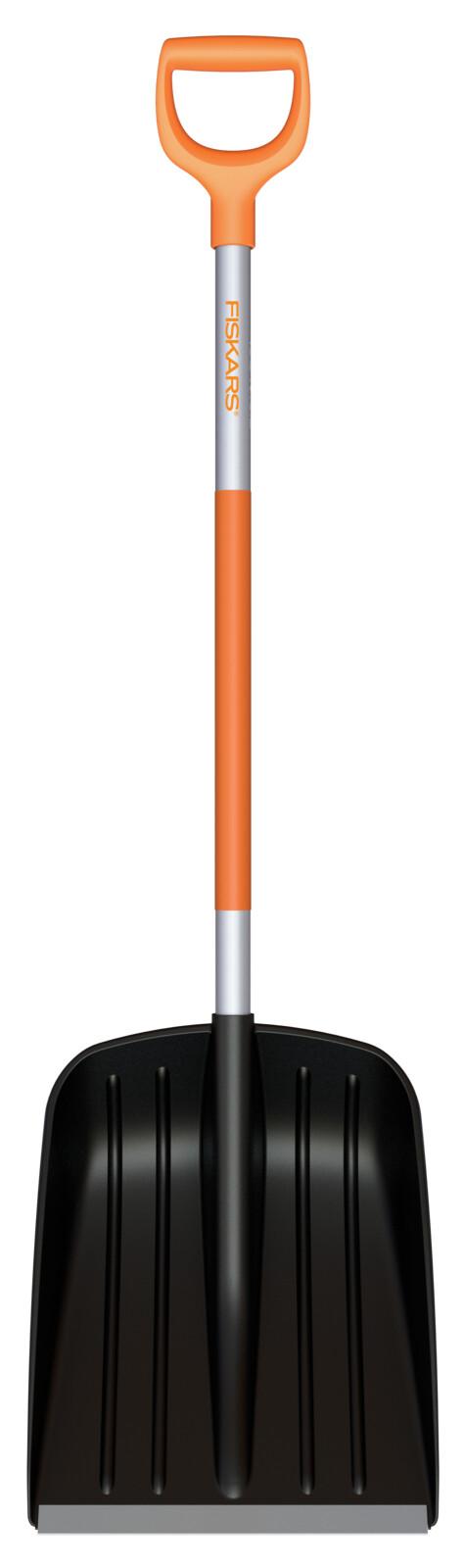Fiskars Лопата для уборки снег SnowXpert, 131 см, 1400г