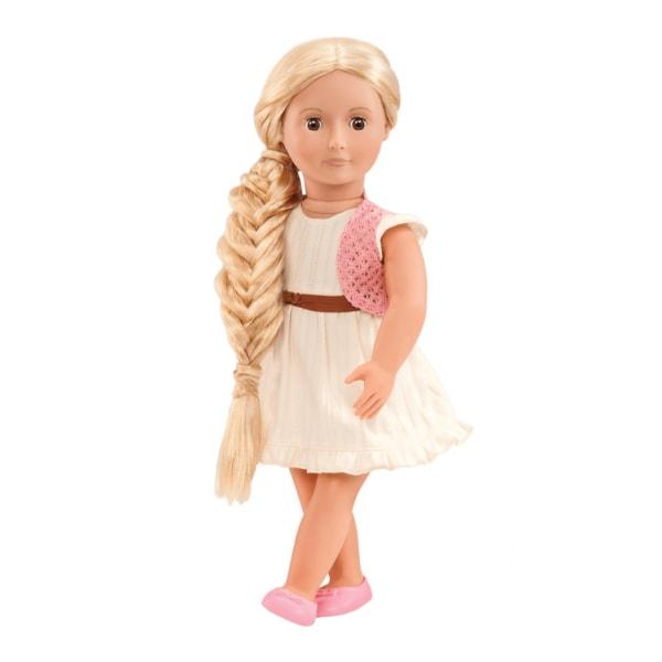 Our Generation Лялька Фібі (46 см) із волоссям що росте і аксесуарами