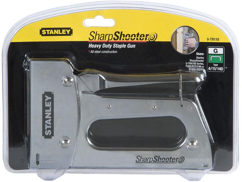 Stanley Степлер OPP Heavy Duty TR110 для скоб G 6-14 мм