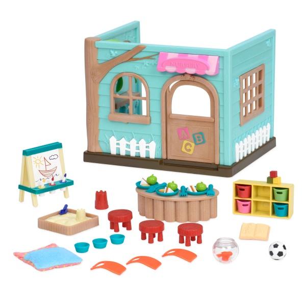 Li`l Woodzeez Ігровий набір - Дитячий садок