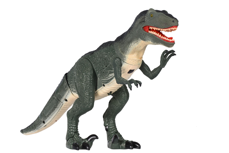 Same Toy Динозавр зелений зі світлом і звуком (Тиранозавр)