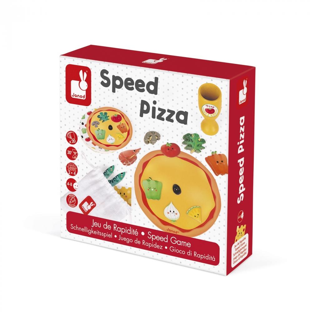 Janod Збери піцу
