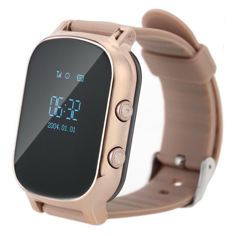 GoGPSme телефон-годинник з GPS трекером  К20[K20GD]