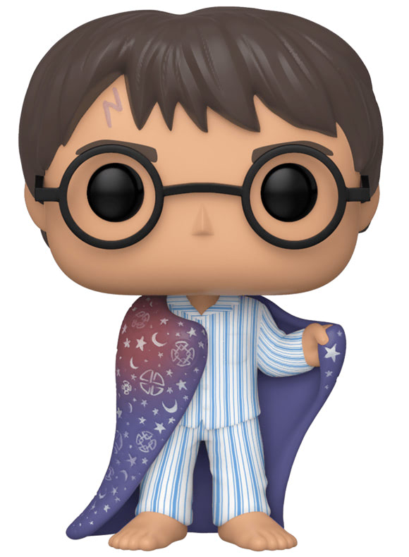 Funko Коллекционная фигурка Funko POP! Harry Potter in Invisibility Cloak